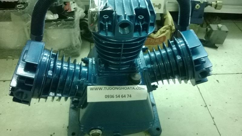 Đầu máy nén khí piston 5HP- 7,5HP