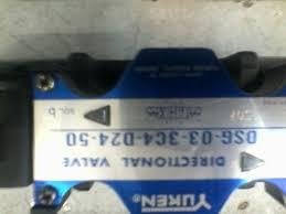 Van thủy lực điện từ DSG-01-3C4, DSG-03-3C4-220V/110V/24V