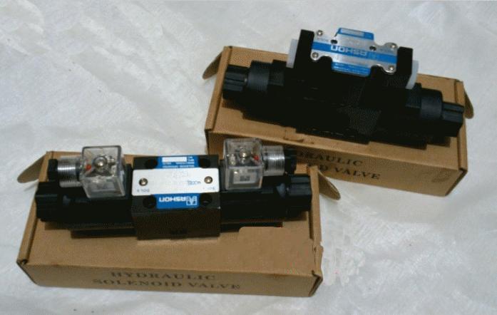 Van thủy lực điện từ DSG-01-3C5, DSG-03-3C5-A220V/110V/24V