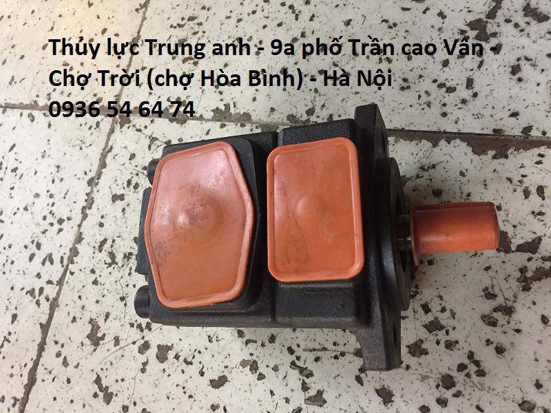 Bơm thủy lực cánh gạt Yuken PV2R4-136/153/184/200/237