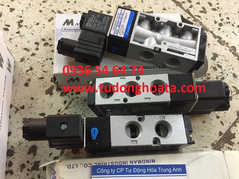 van khí nén MVSC300-4E1, MVSC300-4E2