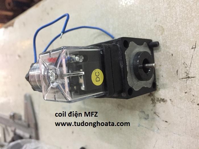 Cuộn coil van thủy lực điện từ MFZ6