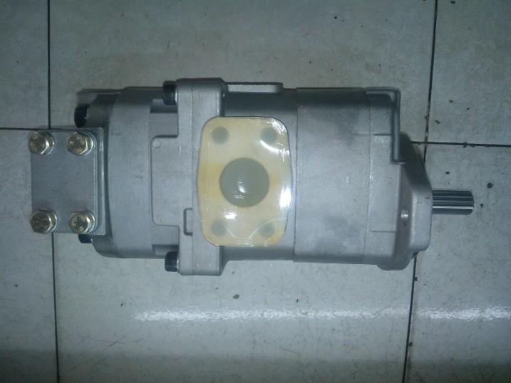 Bơm thủy lực bánh răng xe ủi 6D31