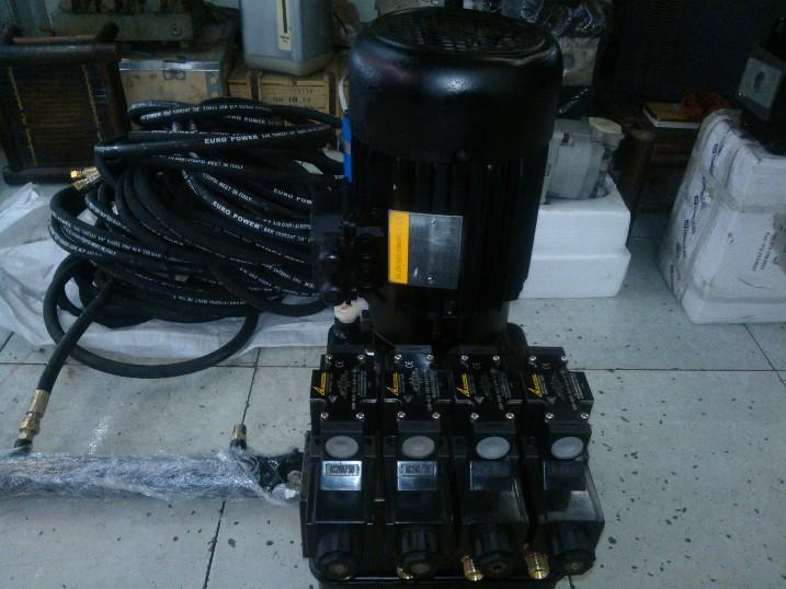 Bộ nguồn thủy lực mini điều khiển nhiều xi lanh thủy lực