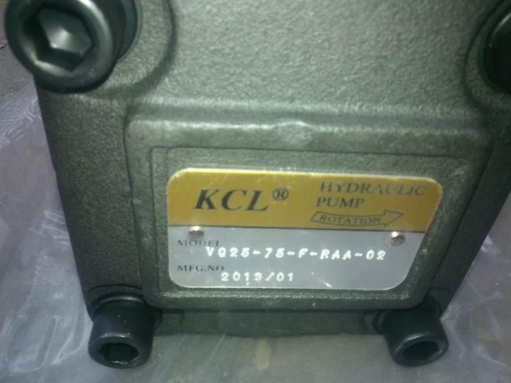 Bơm thủy lực cánh gạt KCL VQ15, VQ20, VQ25, SVQ25, VQ35, SVQ35, VQ45