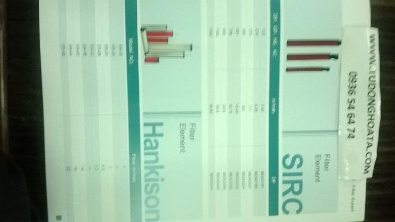 filter Element SIRC - HANKISON