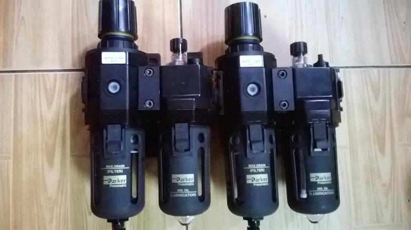 Bộ lọc khí nén Parker Hàn quốc