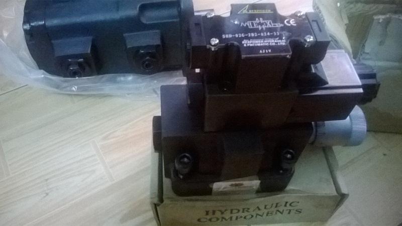 Van tiết lưu điều chỉnh điện SDF-06